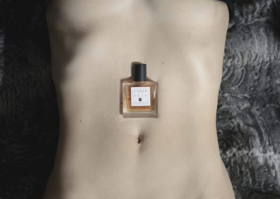 Under My Skin | official full body  | Francesca Bianchi Perfumes