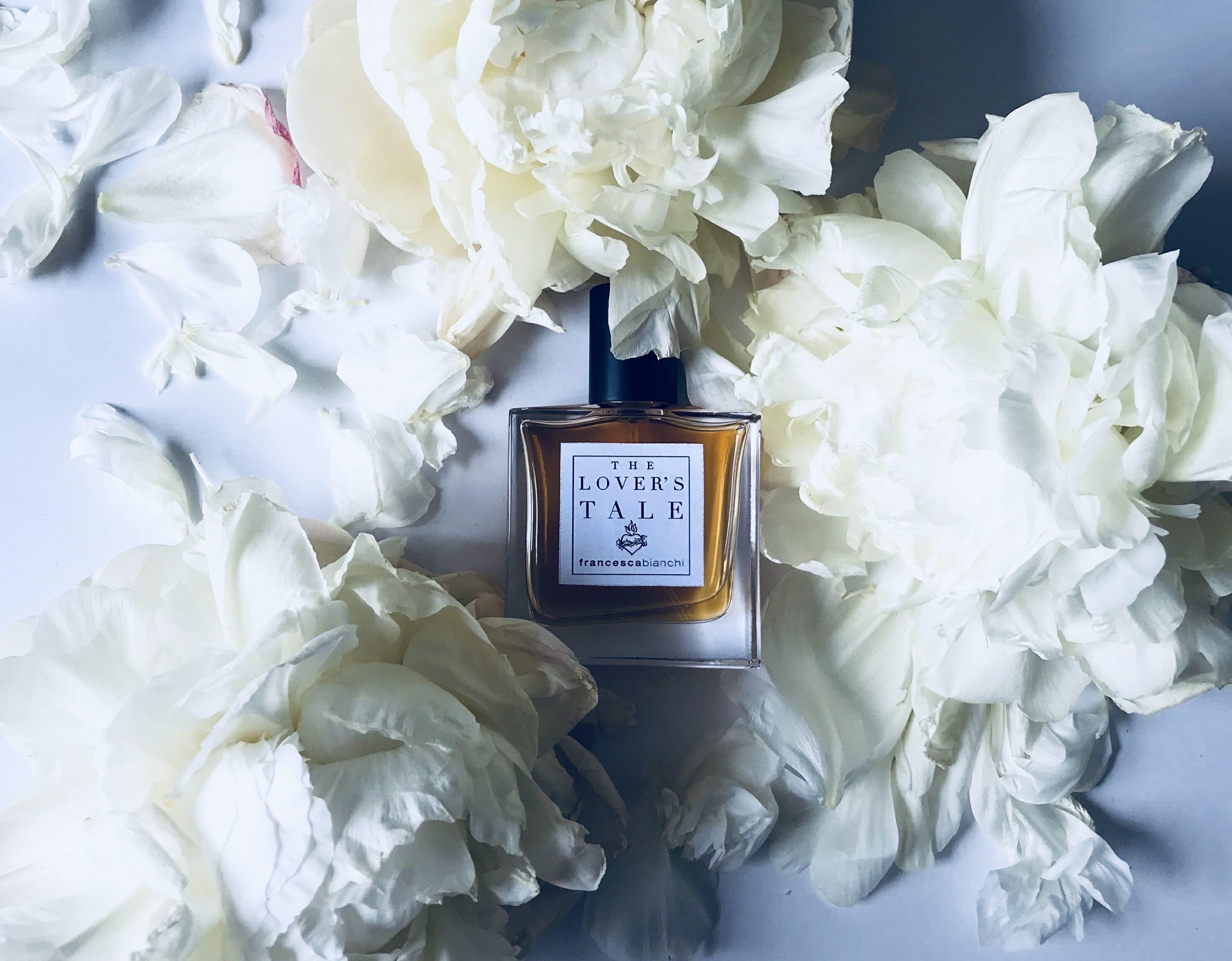 The Lover's Tale | white flowers | Francesca Bianchi Perfumes