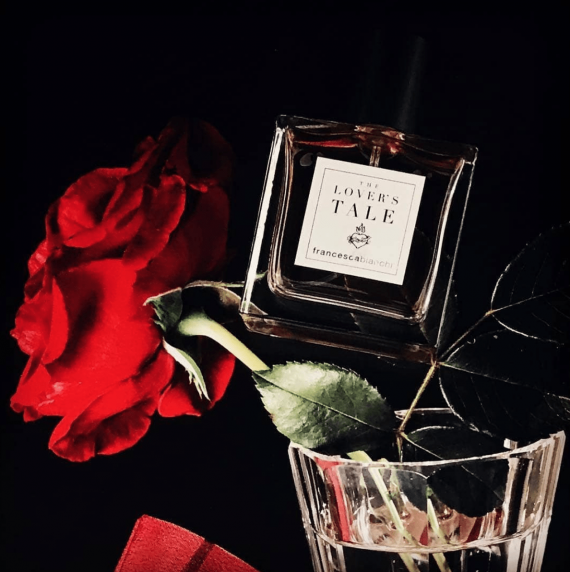 The Lover's Tale - Black | Francesca Bianchi Perfumes