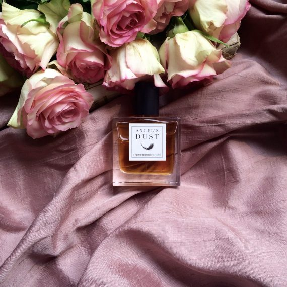 Angel's Dust | Rose rosa | Francesca Bianchi Perfumes