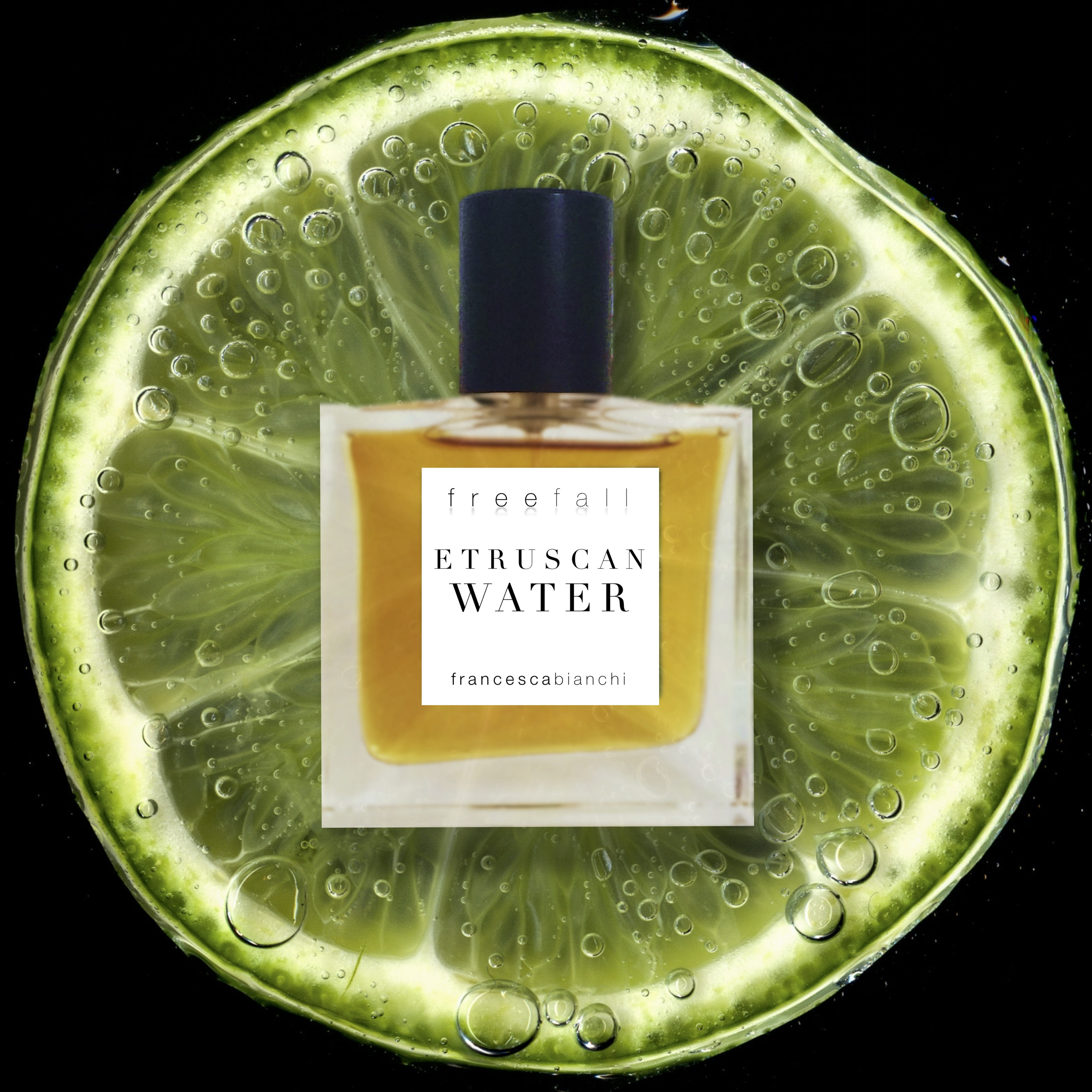 Etruscan water SQUARE 02 | Francesca Bianchi Perfumes