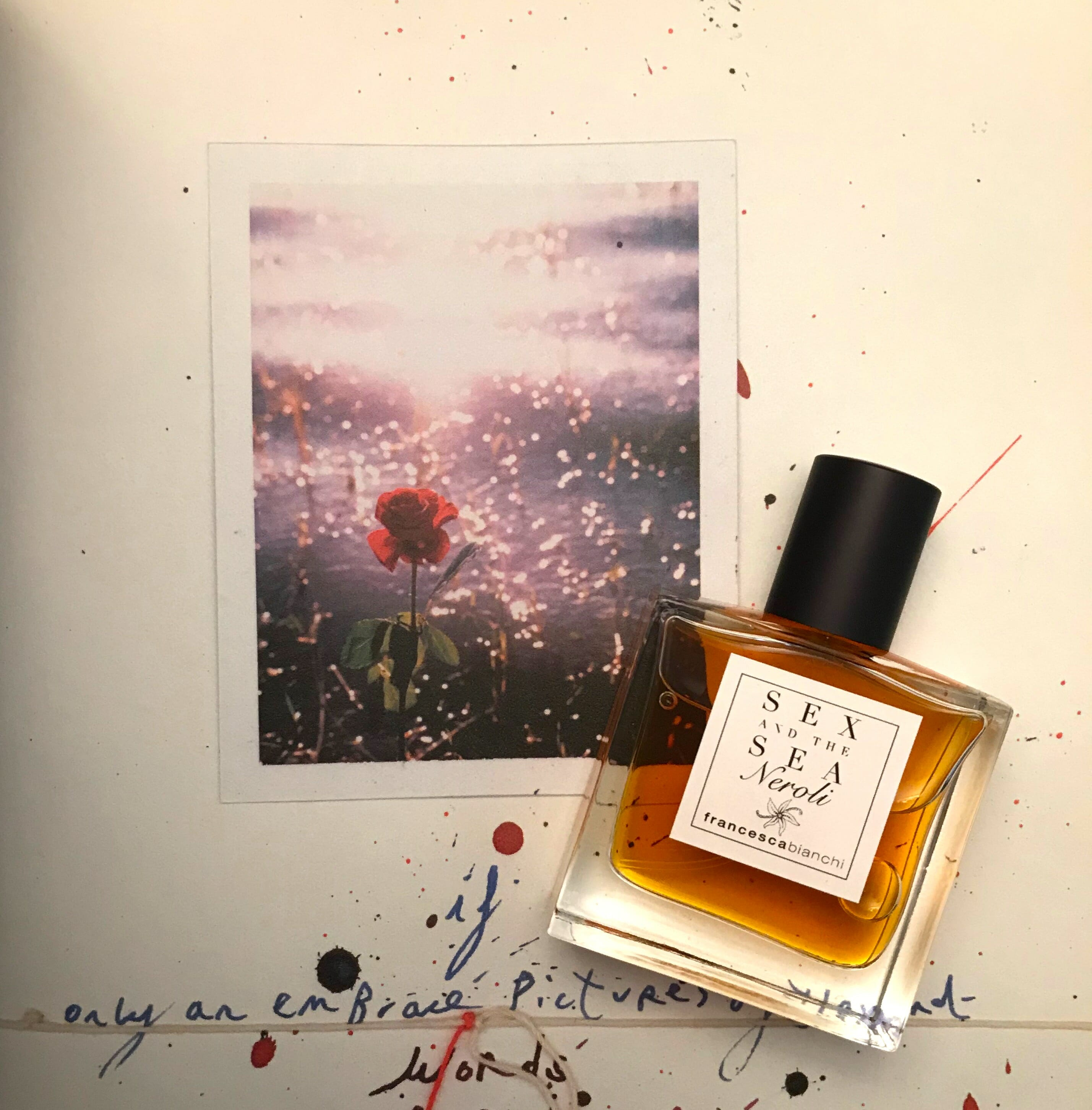 SEX AND THE SEA NEROLI 10 | Francesca Bianchi Perfumes