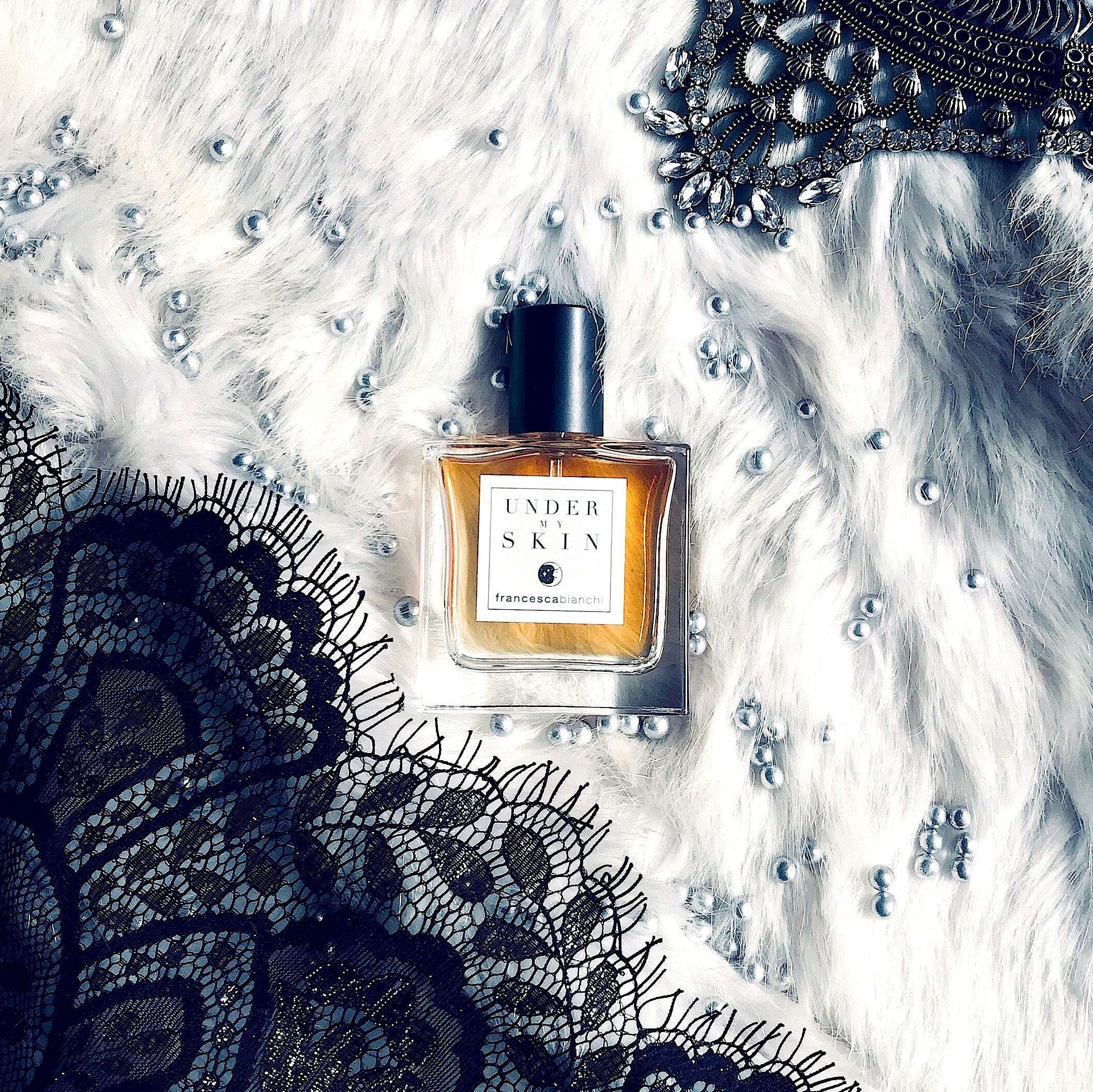 Under my Skin | Blue | Francesca Bianchi Perfumes