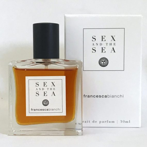 Sex and The Sea perfume 30 ml Francesca Bianchi Perfumes with box