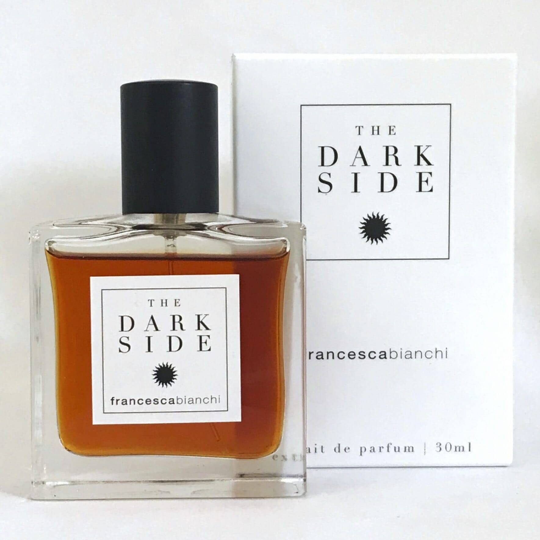 The Dark Side perfume 30 ml Francesca Bianchi Perfumes with box