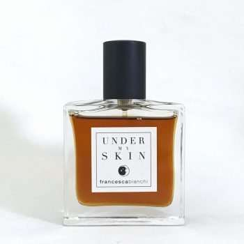 Under My Skin perfume 30 ml Francesca Bianchi Perfumes