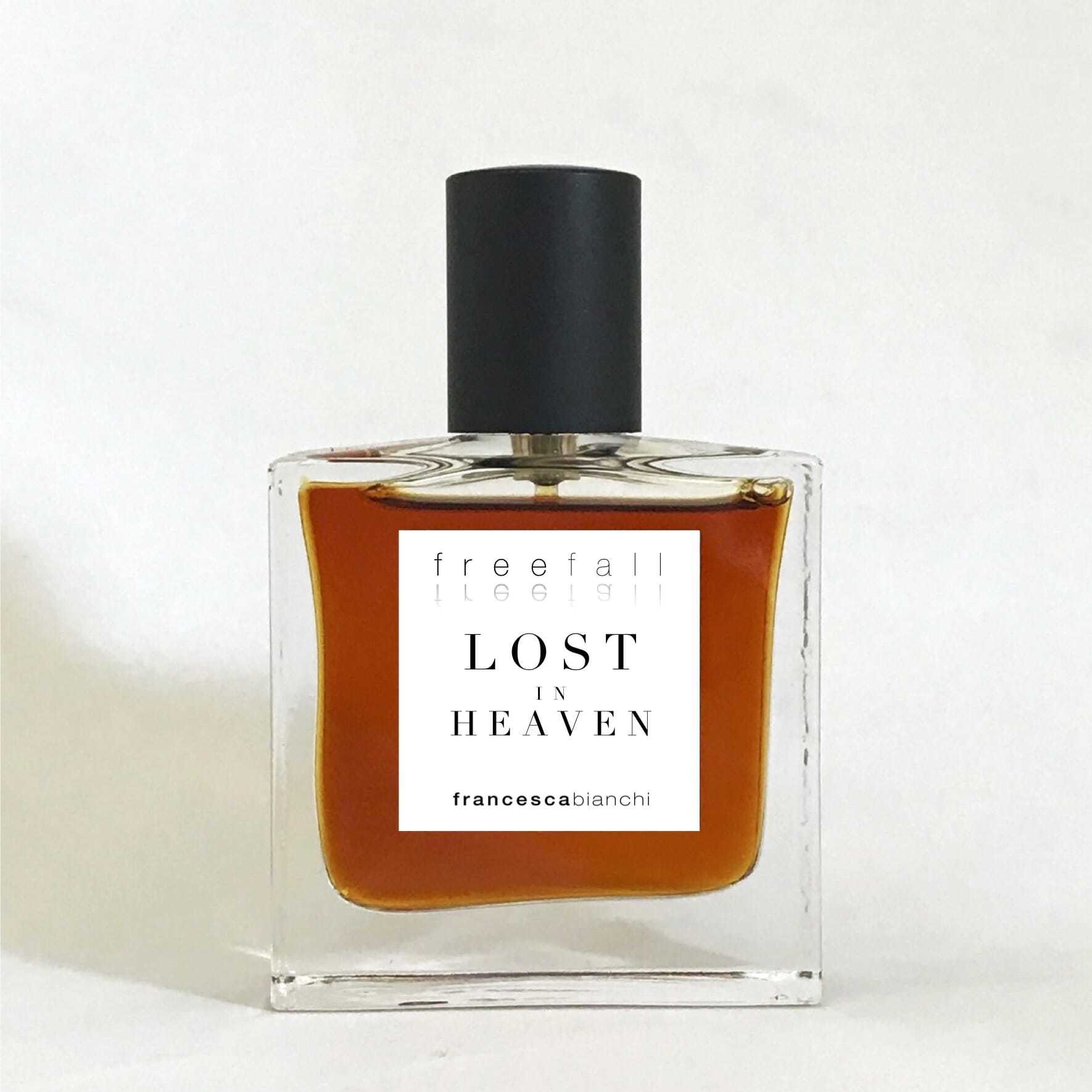 Lost in Heaven Francesca Bianchi perfumes