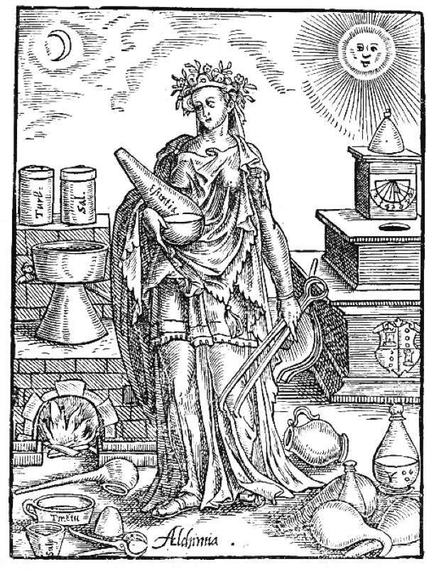 Allegory of Alchemy