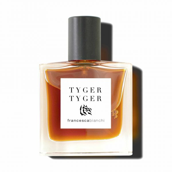Tyger Tyger extrait de perfume 30ml bottle by Francesca Bianchi Perfumes