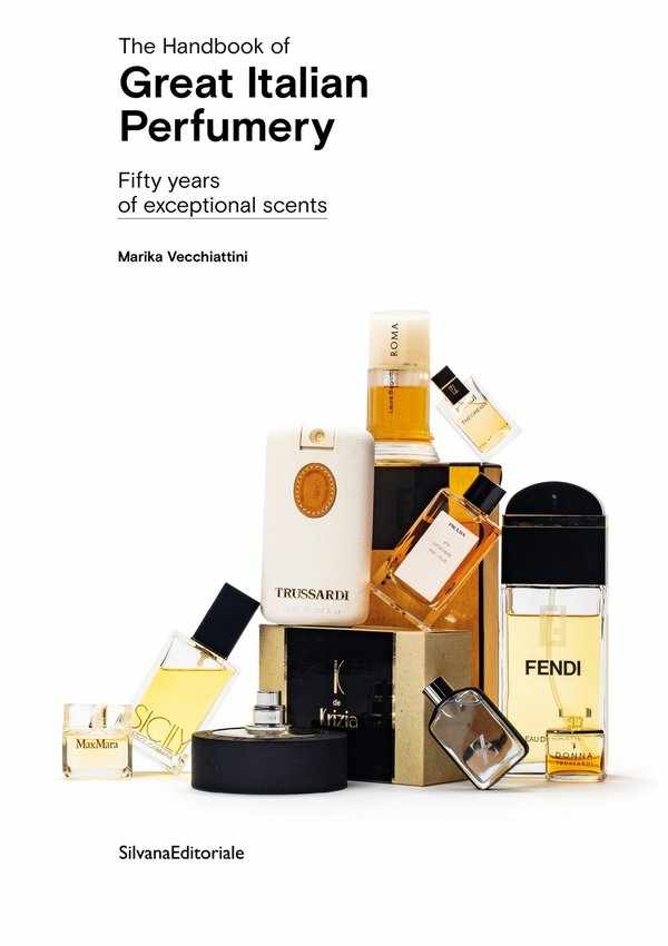 The Handbook of Great Italian Perfumery Review Photo - Francesca Bianchi Perfumes Journal